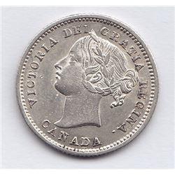 1870 Ten Cents