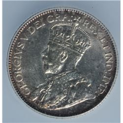 1914 Twenty Five Cents