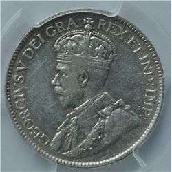 1915 Twenty Five Cents