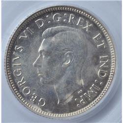 1937 Twenty Five Cents - Specimen