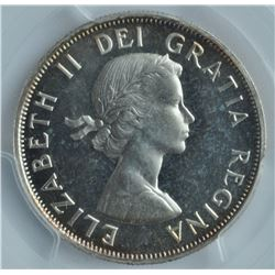 1955 Fifty Cents