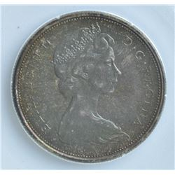 1965 Fifty Cents