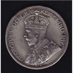 1911 Electrotype Silver Dollar
