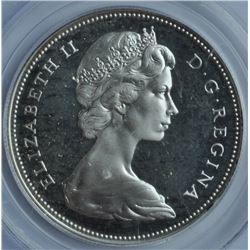 1967 Silver Dollar