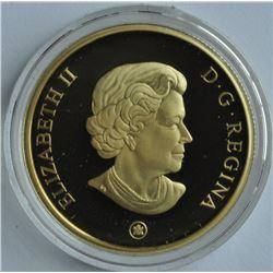 2007 $100 140th Anniv. of Dominion of Canada Gold Coin