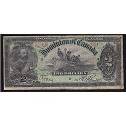 1897 Dominion of Canada $2