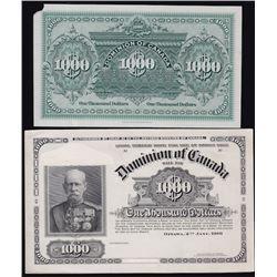 1901 Bank Legal $1,000