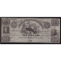 The Farmers J.S. Banking Co. $10, 18_