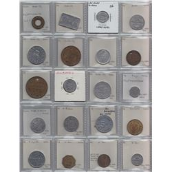 Province of Quebec Merchant Token Lot