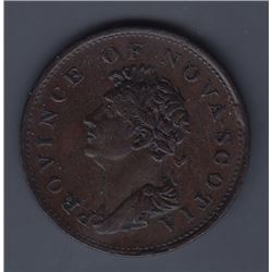 TOKENS OF NOVA SCOTIA  - Co. 253. Br 867.