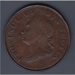 TOKENS OF NOVA SCOTIA  - Co. 281. Br 871.