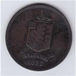 NOVA SCOTIA MERCHANT TOKENS - Robert Hopwood & Son, Br 898