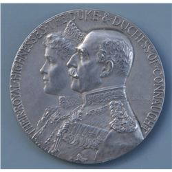 Canadian Medal - Governor General Connaught