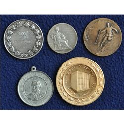 World Medals