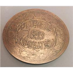 COLUMBIAN/1893/EXPOSITION