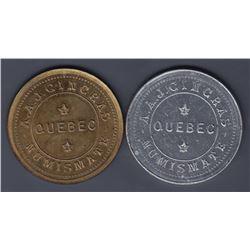 Numismatist Cards.
