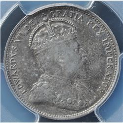 1902 Twenty Five Cent