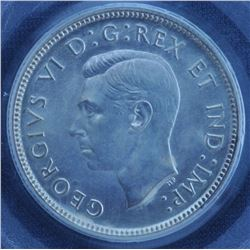 1937 Twenty Five Cents - Specimen