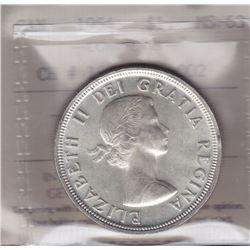 1954 Silver Dollar
