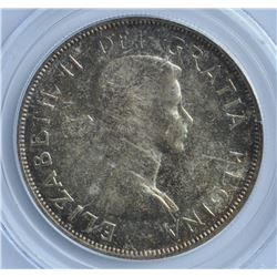 1958 Silver Dollar
