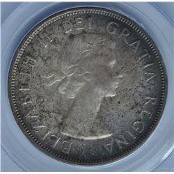1959 Silver Dollar