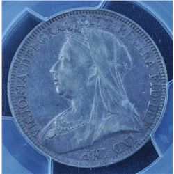Great Britain - Florin, 1895