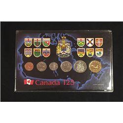 1992 Canada Year Set