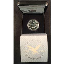 1997 Flying Loon Silver Dollar