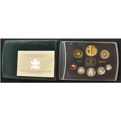 2002 Golden Jubilee Special Edition Proof Set