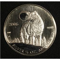 2006 1/2 oz Wolf Silver Maple