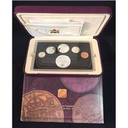 2003 Special Edition Coronation Proof Set