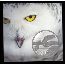 2014 $50 Owl ($50 for $50 Series) Silver Coin