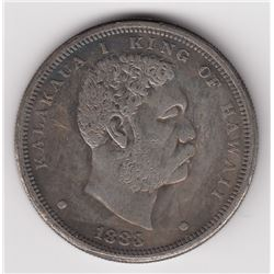 Hawaii, Silver Dollar