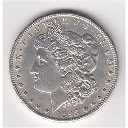 United States Silver Dollar, 1898 O