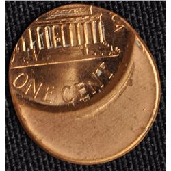 United States One Cent Error, 2000