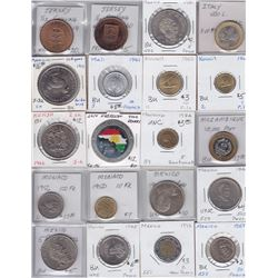 World Coin Uncirculated Collection