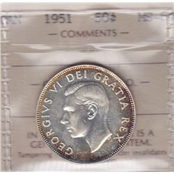 1951 Fifty Cents