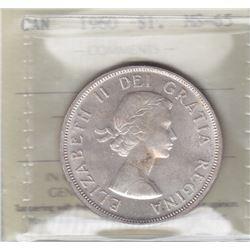 1960 Silver Dollar