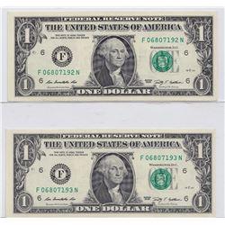 United States of America Error Notes