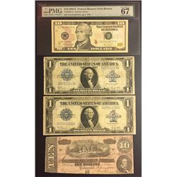 United States of America Mixed Group of Banknotes