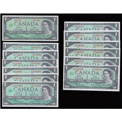 Bank of Canada $1, 1967 Centennial Collection
