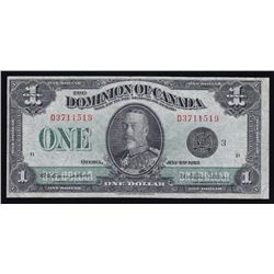 1923 Dominion of Canada $1