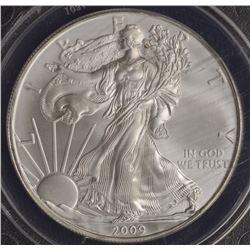 USA Silver Eagle, 2009