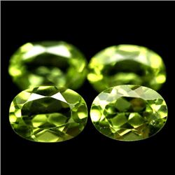 LOT OF 3.48 CTS OF GREEN PAKISTAN PERIDOTS