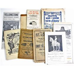 LOT OF VINTAGE EPHEMERA