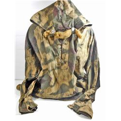GERMAN ARMY CAMOUFLAGE SNIPER PULL OVER SMOCK