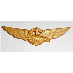 GERMAN NAZI ITALIAN LUFTWAFFE AXIS PILOT WING