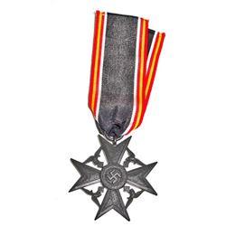 GERMAN NAZI CONDOR LEGION NEXT OF KIN DECORATION