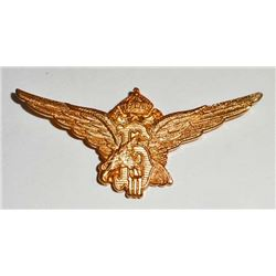 ROMANIAN GERMAN NAZI LUFTWAFFE AXIS PILOT WING