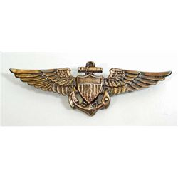 USN NAVAL AVIATOR PILOT WING